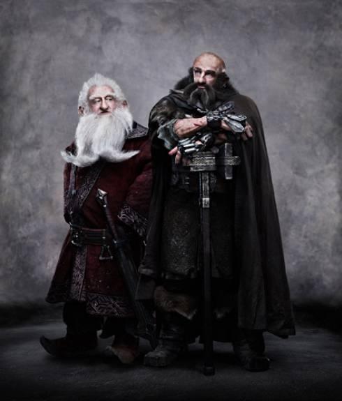 Bilbo le Hobbit : les nains montrent leur barbe !