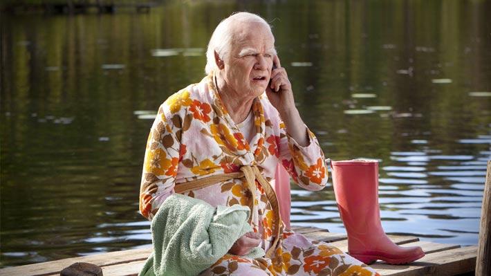Le Vieux Qui Ne Voulait Pas Feter Son Anniversaire Un Road Movie Survolte