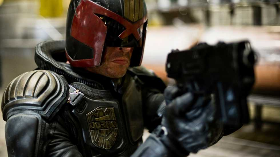 Judge Dredd - News film et rumeurs | PASSION CINEMA.COM