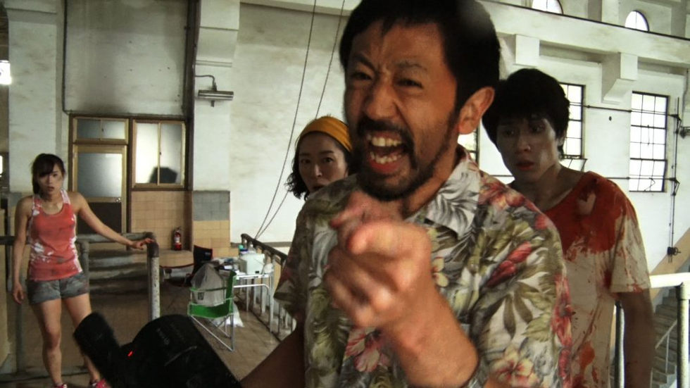 Photo d'actualité sur One Cut of the Dead  et Shinichiro Ueda, publié le 27 Oct. 2018